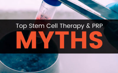New ReGeneration Orthopedics and Regenexx Featured in New Dr. Axe Article on Stem Cell and PRP Myths