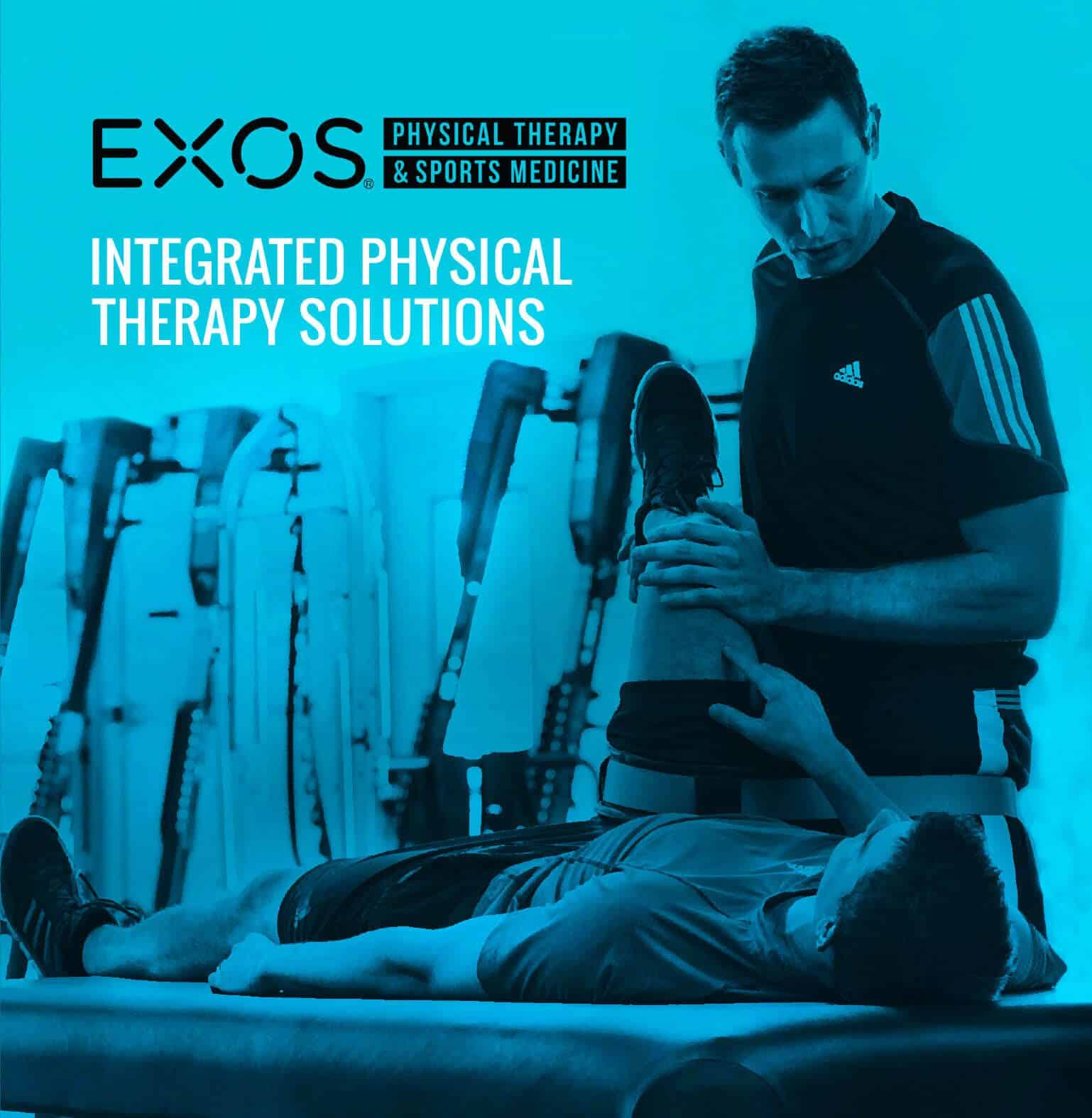 Now At Our Tampa Office – Exos Physicial Therapy