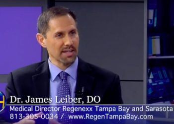Dr. James Leiber on The Wellness Hour