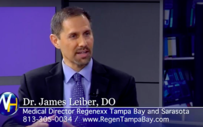 Dr. James Leiber, DO Featured on The Wellness Hour